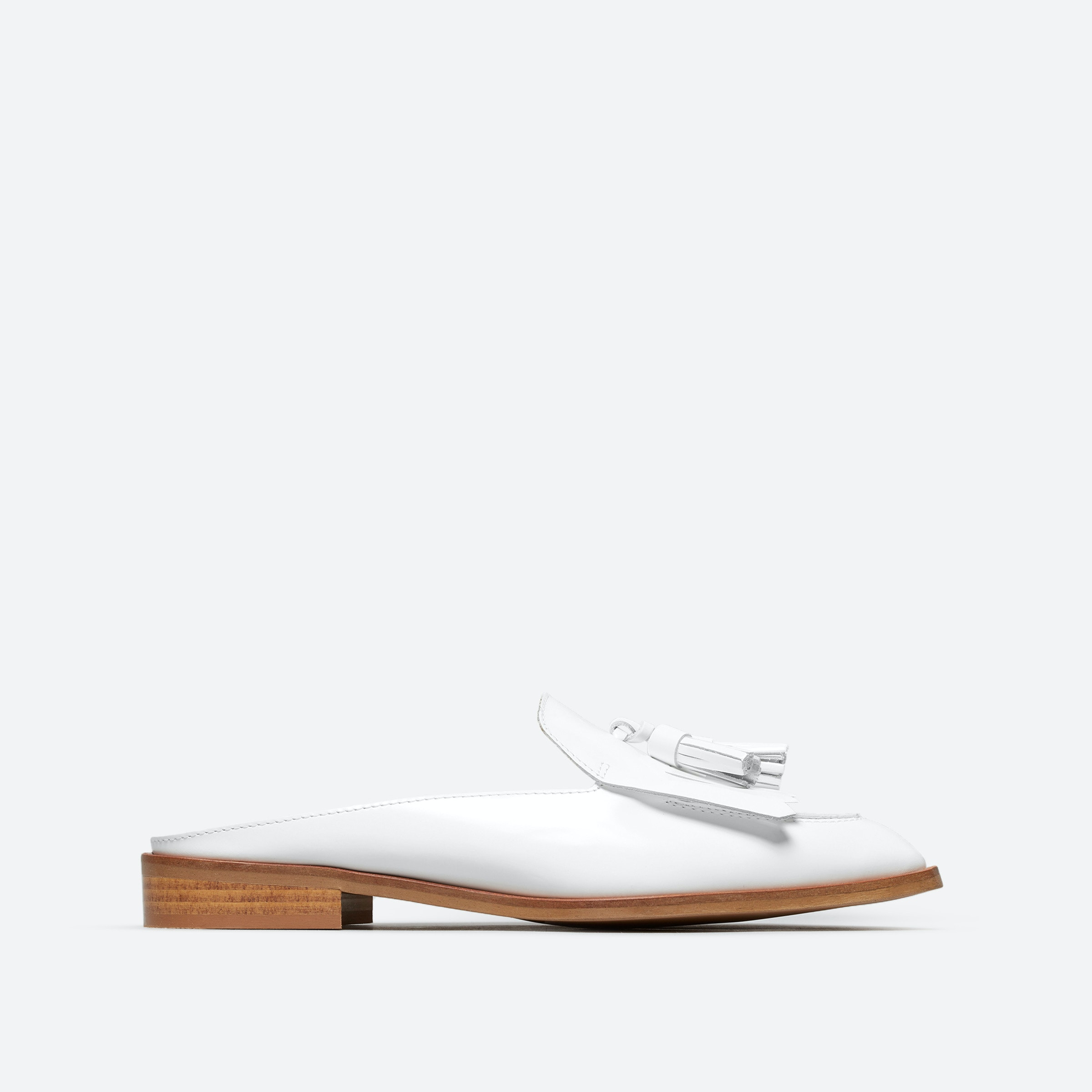 The Modern Tassel Loafer Mule by Everlane