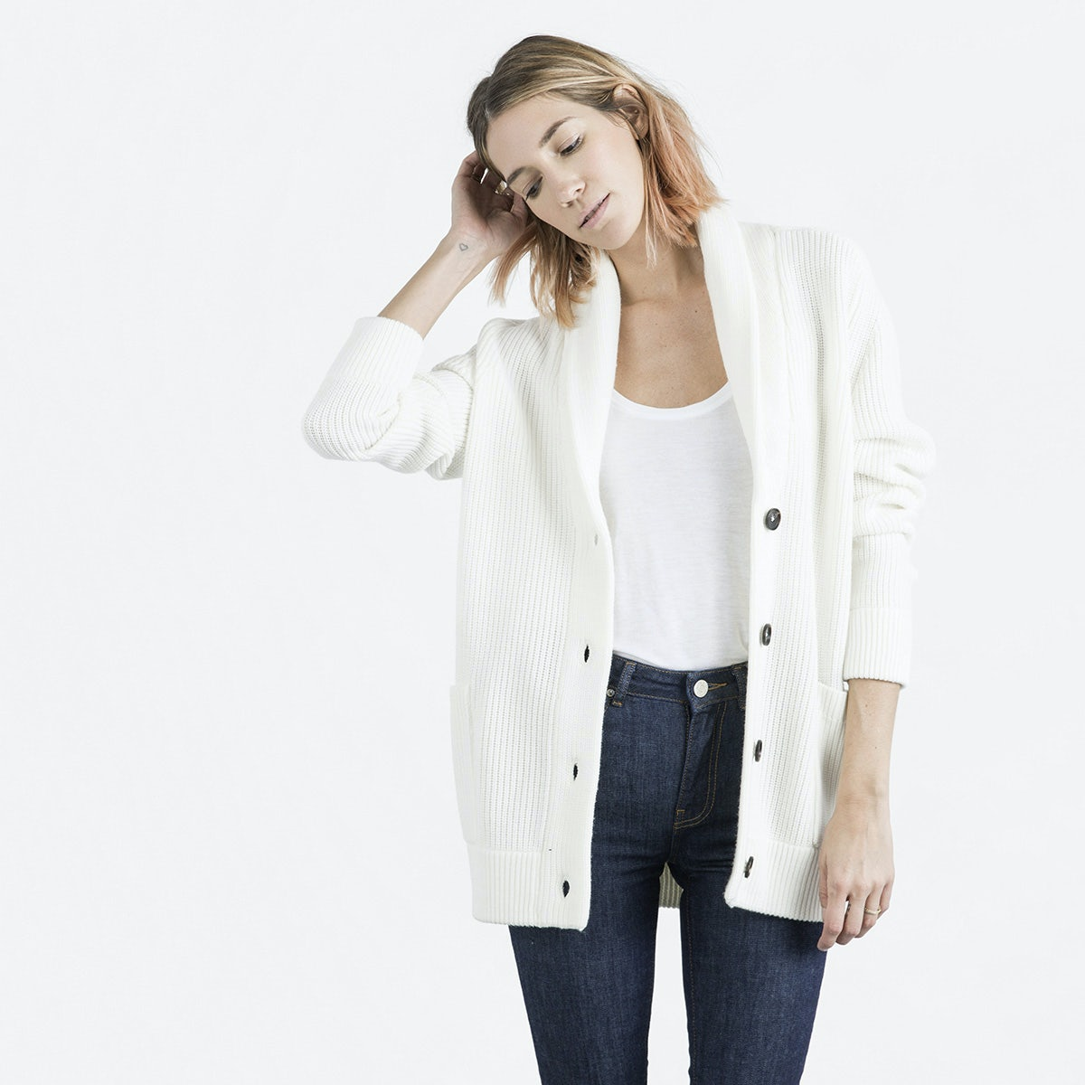 Women's Chunky Knit Cardigan | Everlane