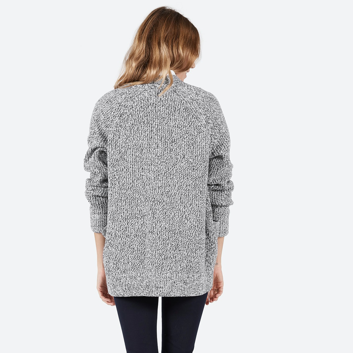 Women's Chunky Wool Cardigan | Everlane