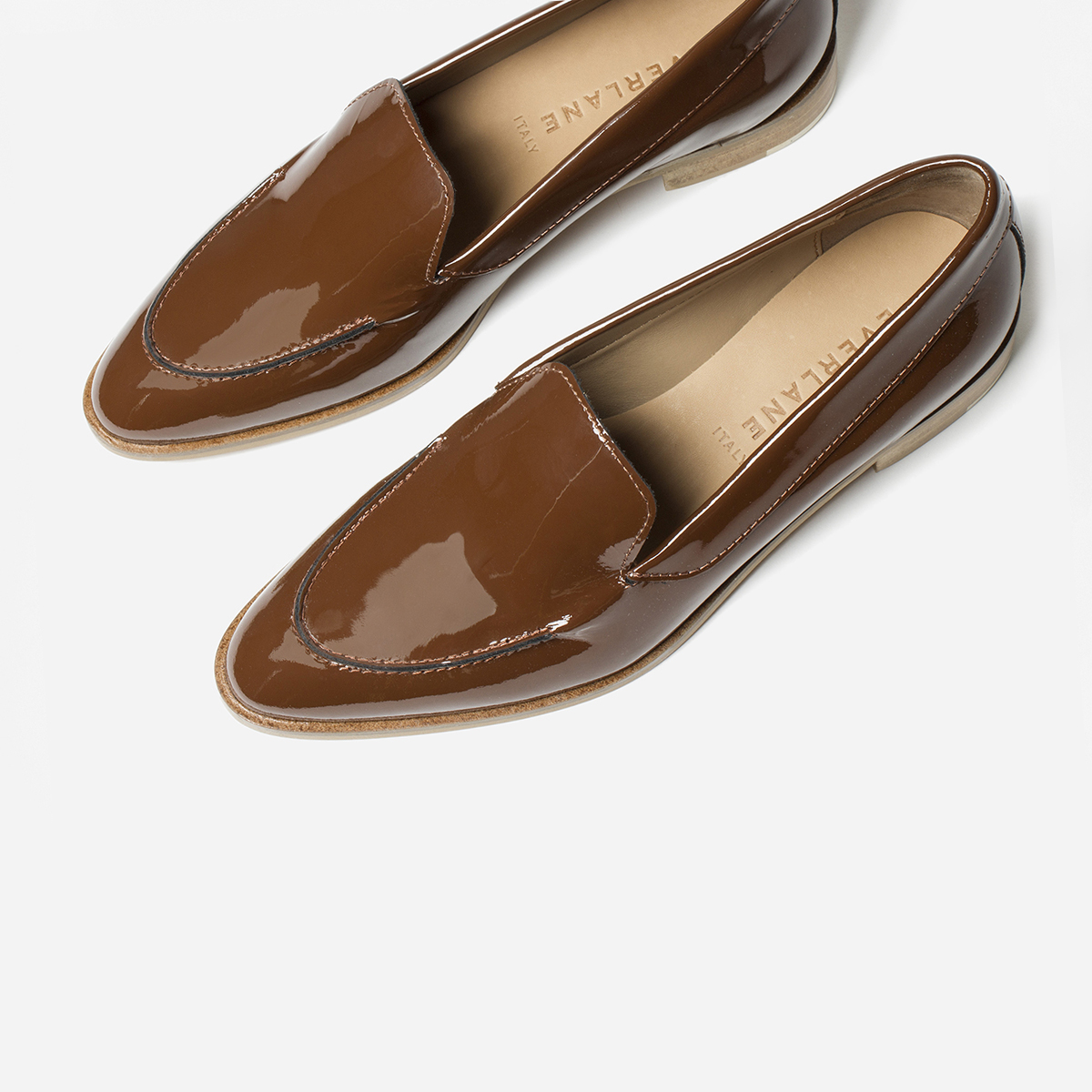 The Modern Loafer (Patent) - Maple