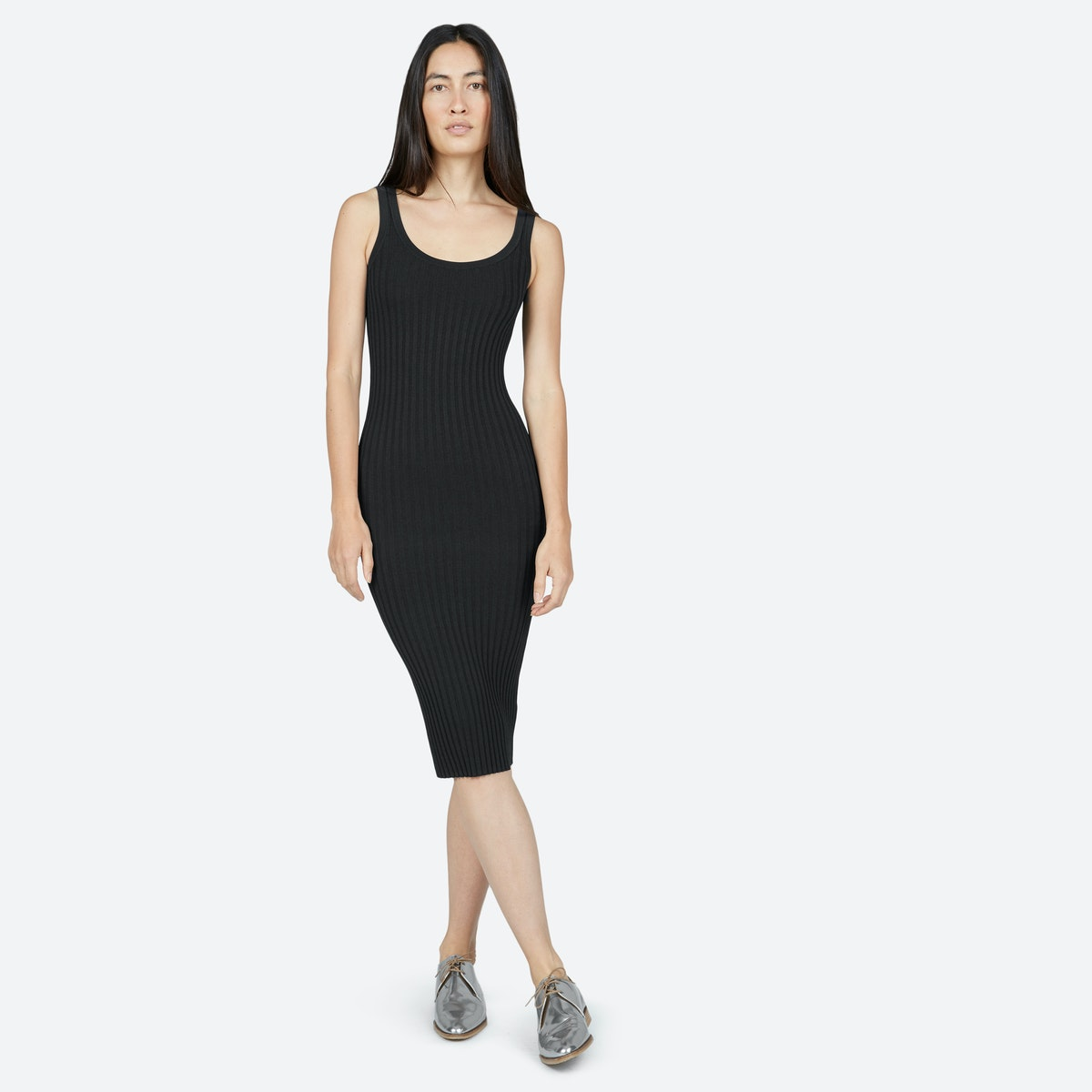 Women's E2 Ribbed Tank Dress | Everlane