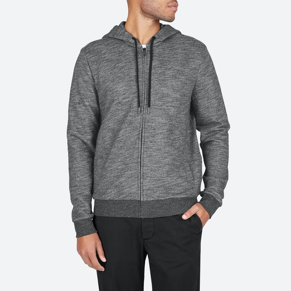 The Zip Hoodie Sweatshirt | Everlane