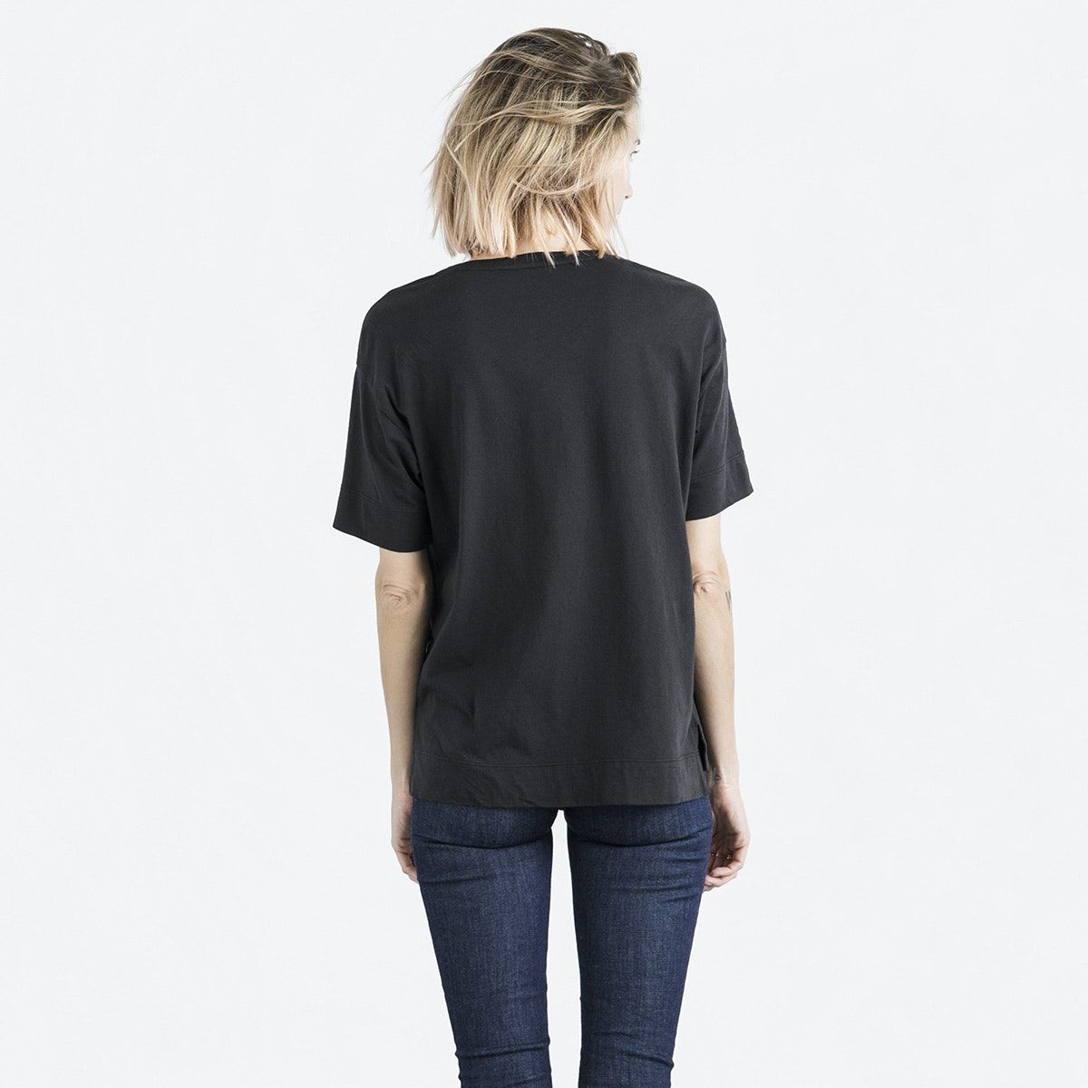 Women's Cotton Drop-Shoulder Tee | Everlane