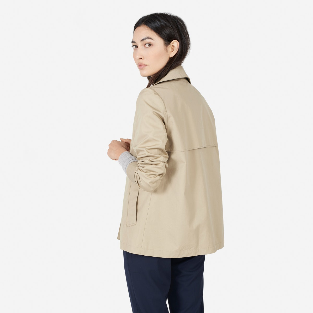 Women's Swing Trench | Everlane