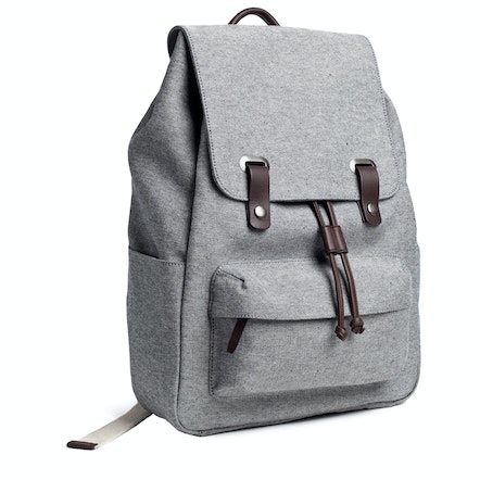 Sale alerts for Everlane The Twill Snap Backpack - Covvet